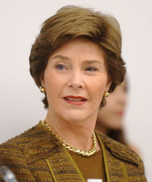 The Best Laura Bush Hairstyles Gallery Pictures