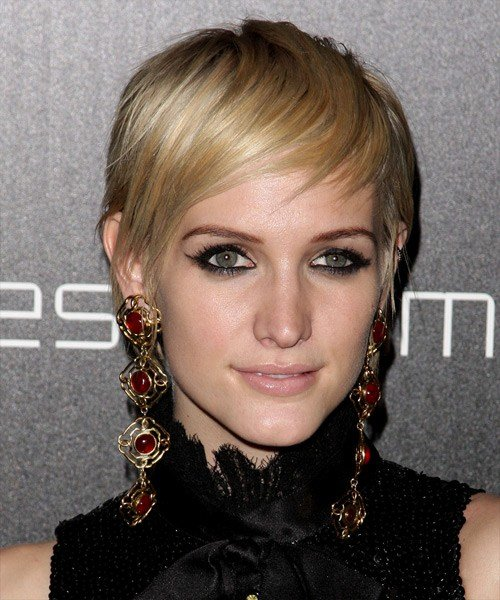 The Best Ashlee Simpson Hairstyles Gallery Pictures