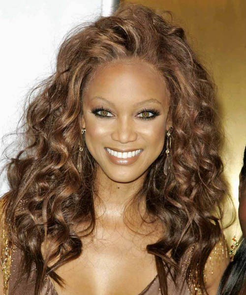 The Best Tyra Banks Hairstyles In 2018 Pictures