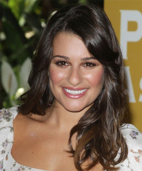 The Best Lea Michele Hairstyles In 2018 Pictures
