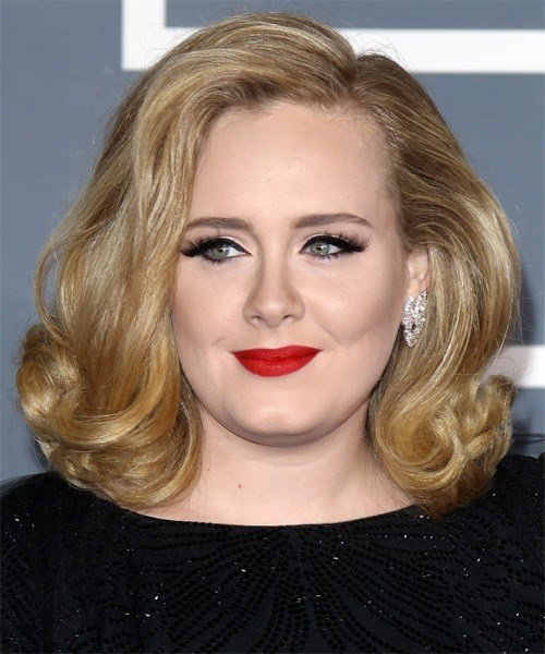 The Best Adele Hairstyles In 2018 Pictures