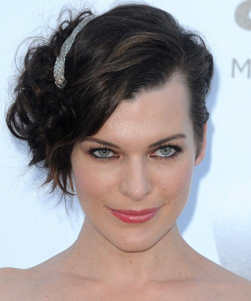 The Best Milla Jovovich Hairstyles In 2018 Pictures
