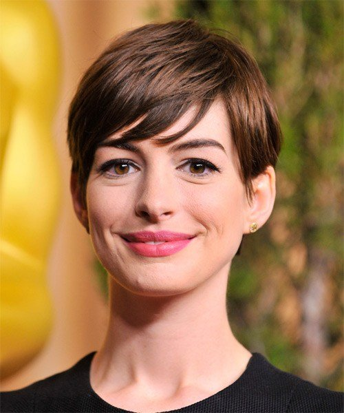 The Best Anne Hathaway Hairstyles In 2018 Pictures