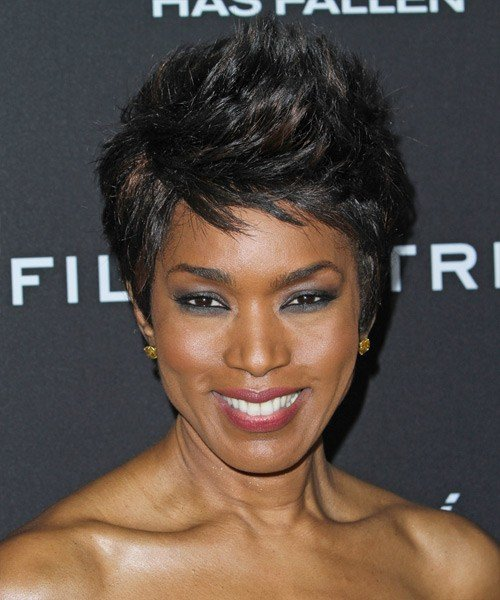 The Best Angela Bassett Hairstyles In 2018 Pictures