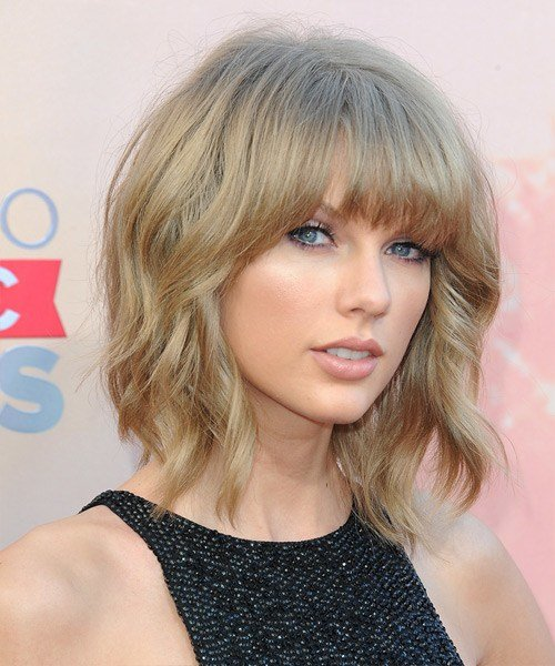 The Best Taylor Swift Hairstyles Gallery Pictures
