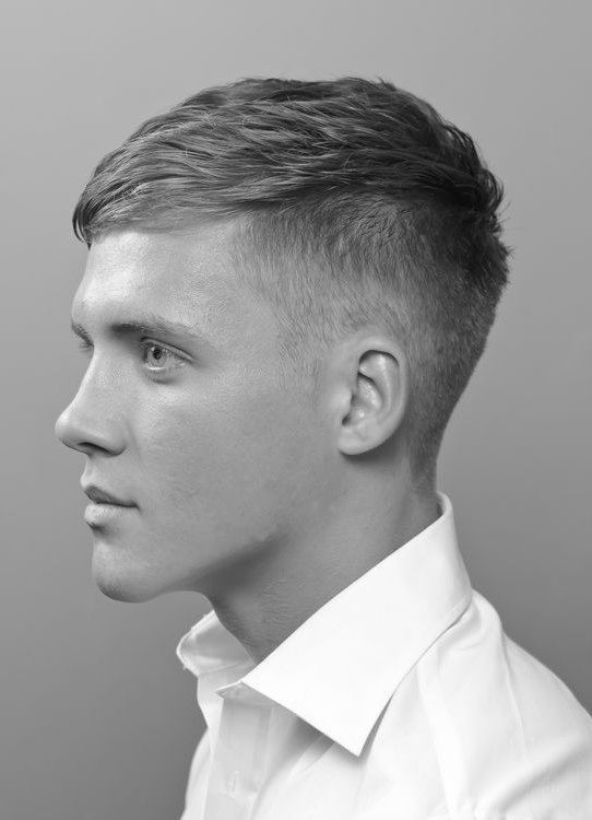 The Best 30 Fresh Fashionable Mens Short Back And Sides Haircuts Pictures