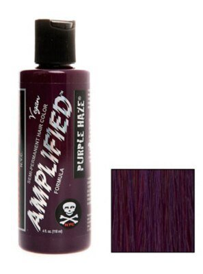 The Best Manic Panic Amplified Semi Permanent Purple Haze Hair Dye Pictures