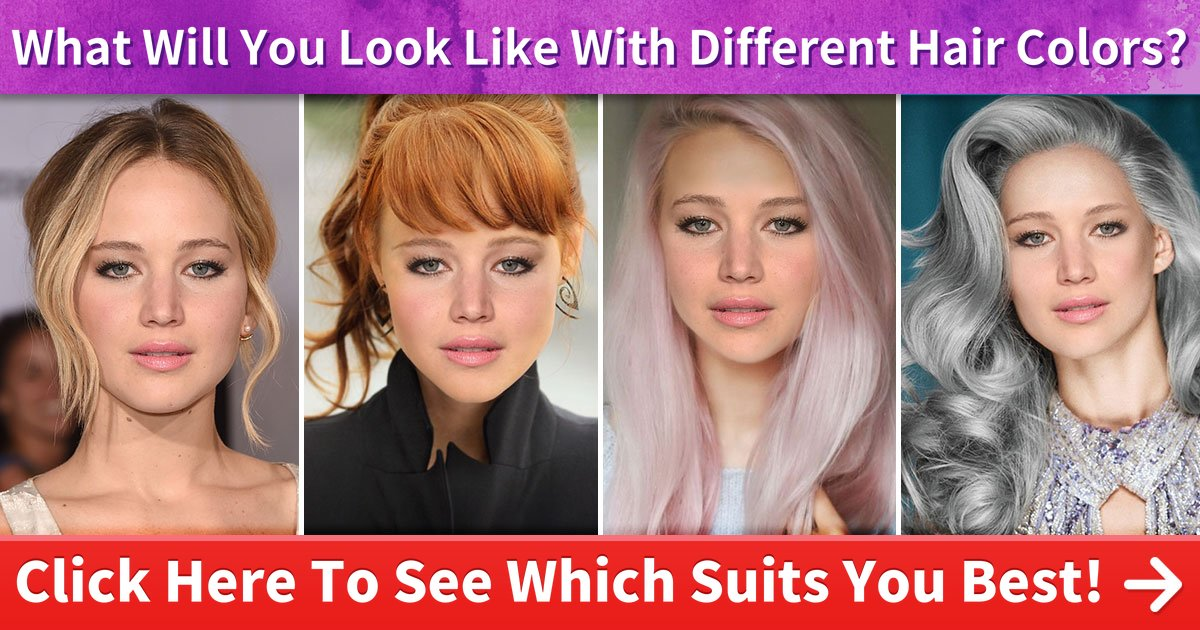 The Best What Will You Look Like With Different Hair Colors Pictures
