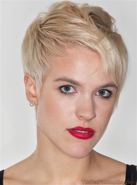 The Best Boyish Short Hairstyles 2019 Pictures
