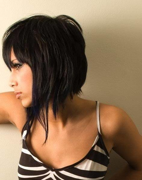 The Best Long A Line Hairstyle Pictures