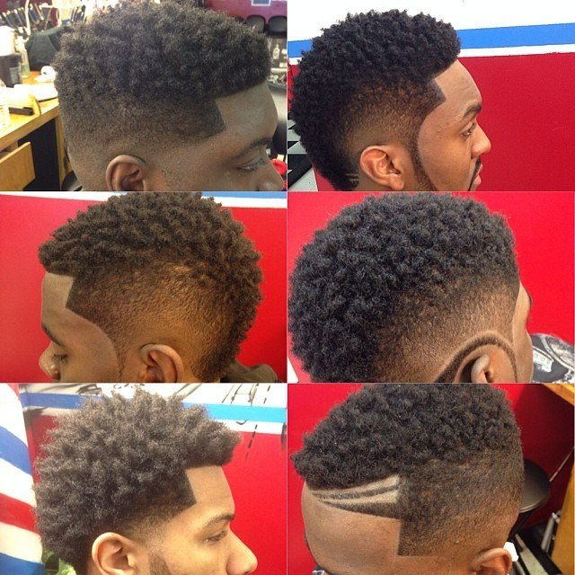 The Best Faded Mohawk Hairstyles Pictures