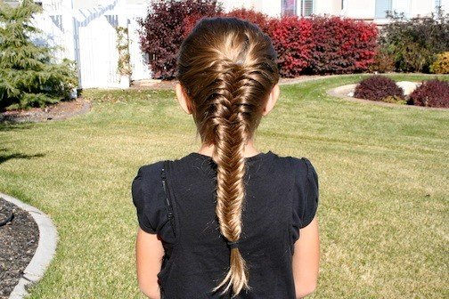 The Best How To Fishtail French Braid Long Hairstyles Cute Pictures