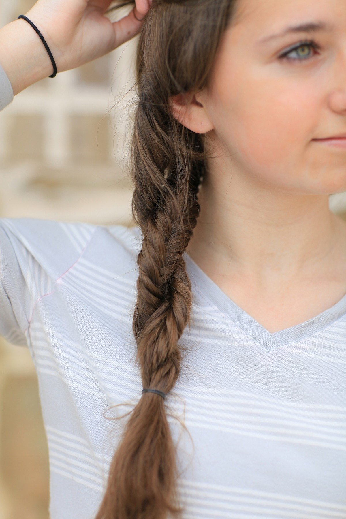 The Best Diy Double Fishtail Twist Braided Hairstyles Cute Pictures
