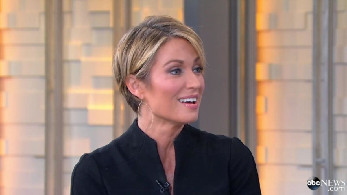 The Best Amy Robach Debuts Short Haircut On 'Good Morning America Pictures
