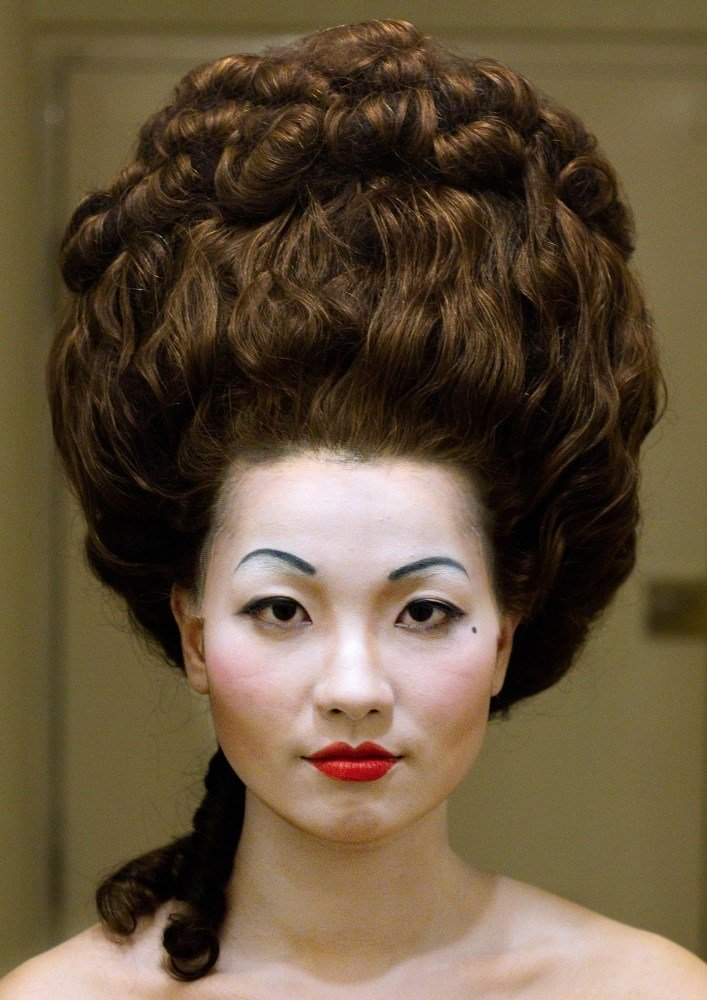The Best 98 Best 18Th Century Hairstyles Images On Pinterest Pictures