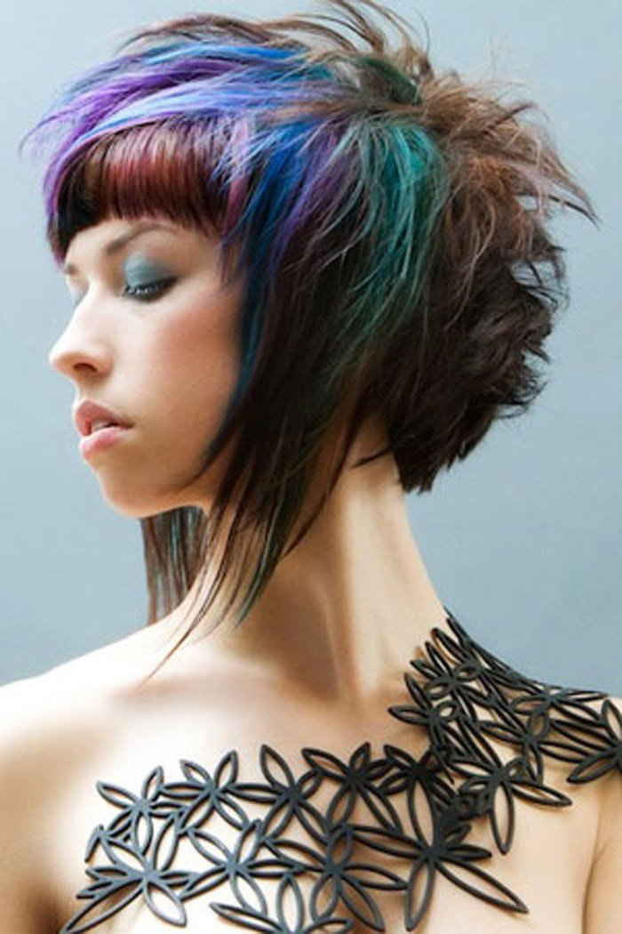 The Best Funky Hair Color Ideas 2013 Fashion Trends Styles For 2014 Pictures