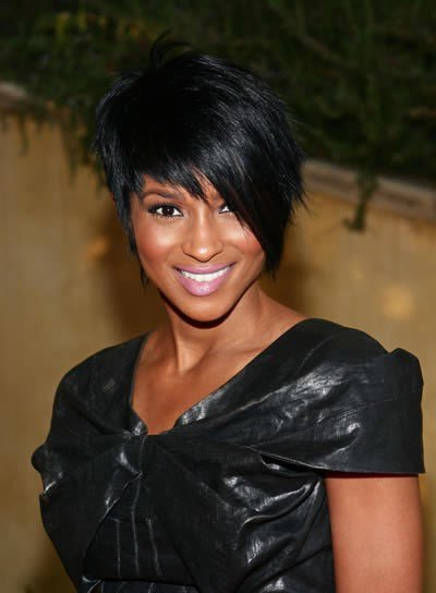 The Best Short Hairstyles For Round Faces Black Women Fashion Trends Styles For 2014 Pictures