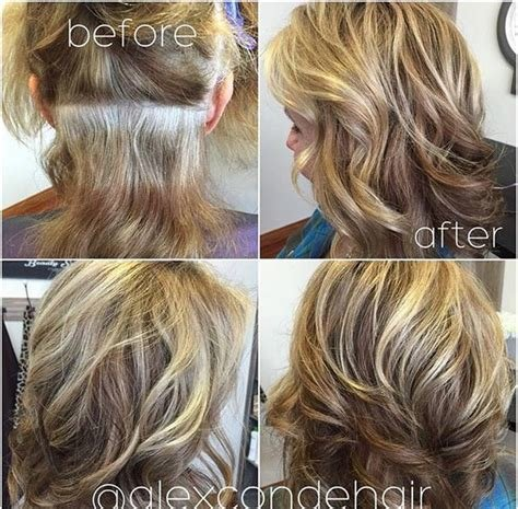 The Best After A Client Has Used Box Color To Cover Their Grey A Pictures