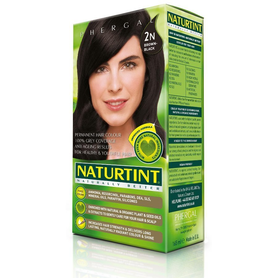 The Best Naturtint 2N Brown Black Permanent Hair Dye Naturtint Pictures