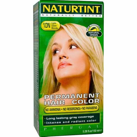 The Best Naturtint Permanent Hair Color 10N Light Dawn Blonde 5 Pictures