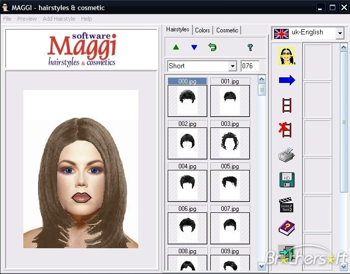 The Best Download Free Maggi Hairstyle And Make Up Software Maggi Pictures