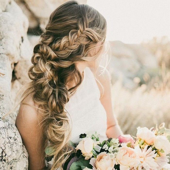 The Best Best Beach Wedding Hairstyles Tips And Ideas Everafterguide Pictures