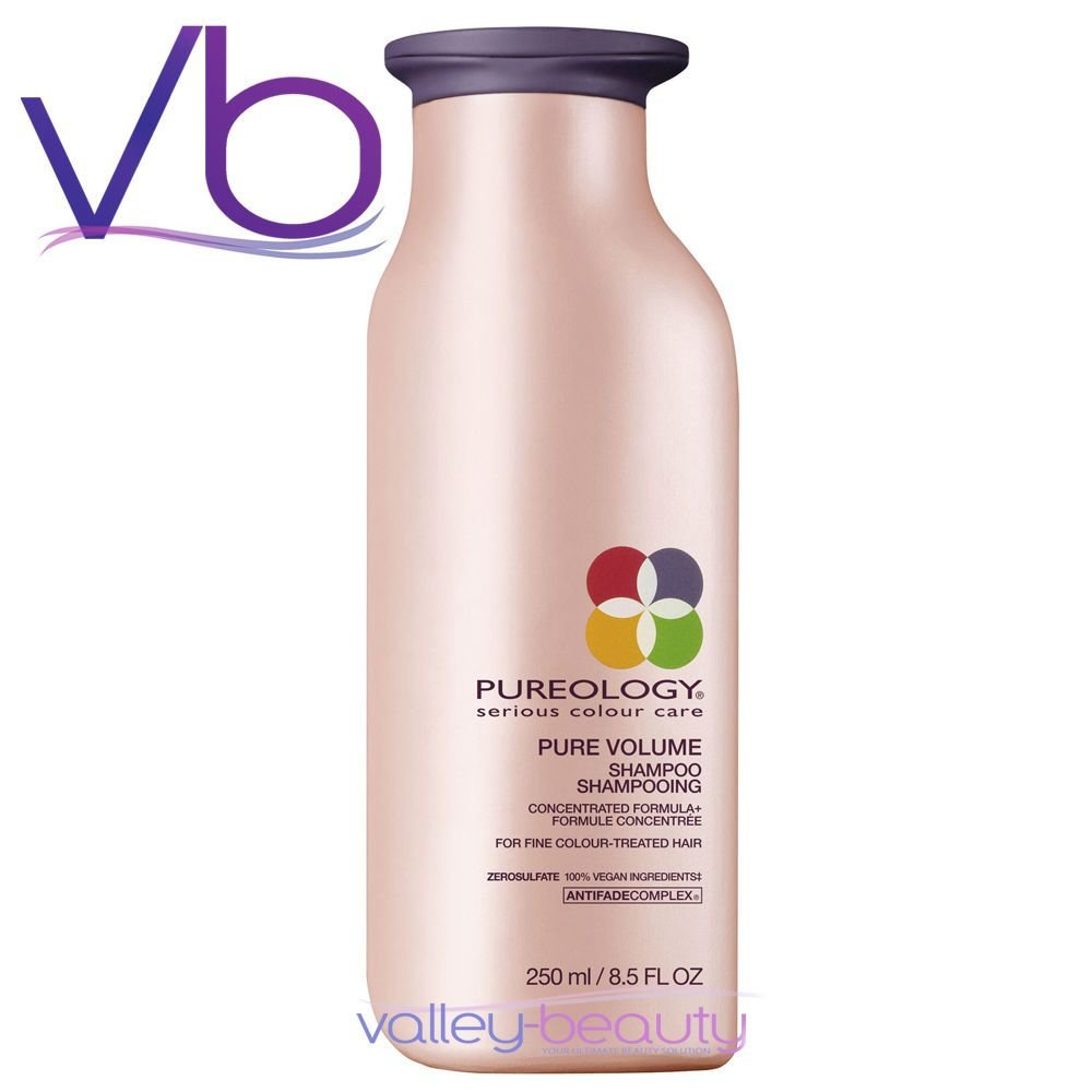 The Best Pureology Pure Volume Shampoo 250Ml For Fine Color Treated Pictures