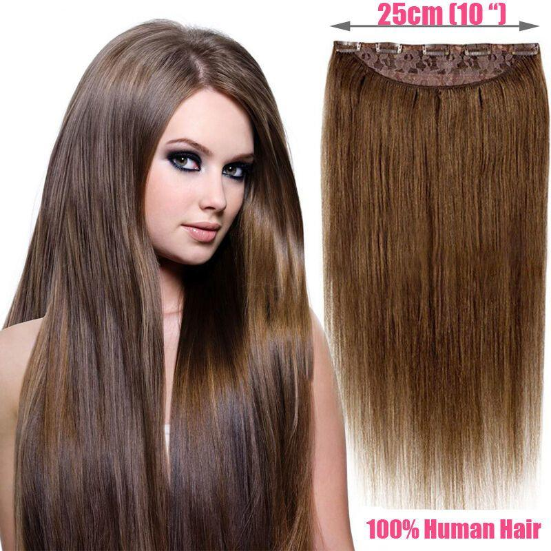 The Best Full Head One Piece Hair Extension Remy Clip In 100 Human Pictures