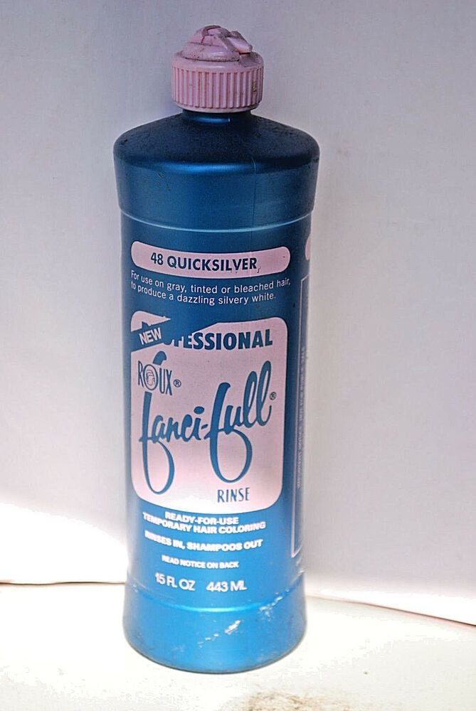 The Best Revlon Roux Fanci Full Temporary Hair Color Rinse Asst Pictures