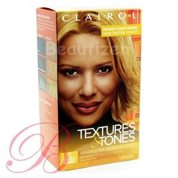 The Best Clairol Textures Tones Permanent Haircolor Kit Ebay Pictures