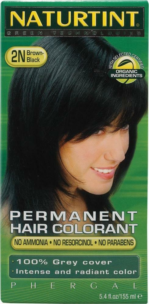 The Best Naturtint Hair Color 2N Brown Black Ebay Pictures