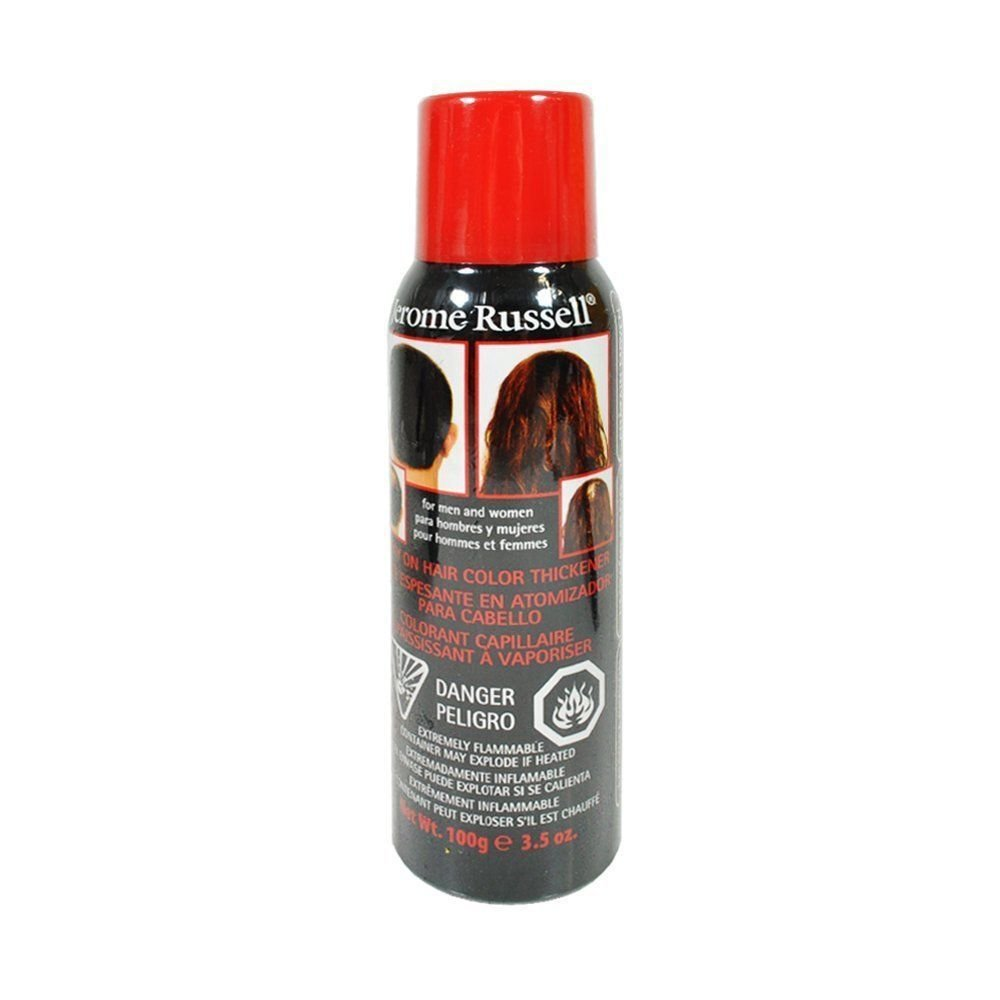 The Best 3 5Oz Jerome Russell Hair Color Thickener Spray On Medium Pictures
