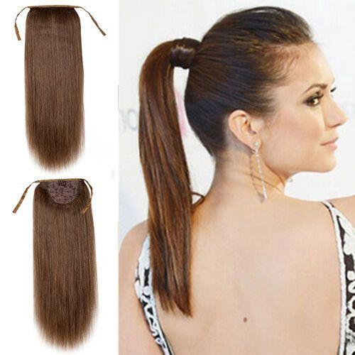 The Best Human Hair Ponytail Remy Human Hair Clip In Hair Pictures