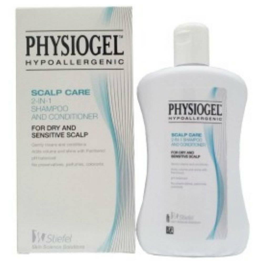 The Best Physiogel Hypoallergenic Shampoo Plus Sensitive Hair Pictures