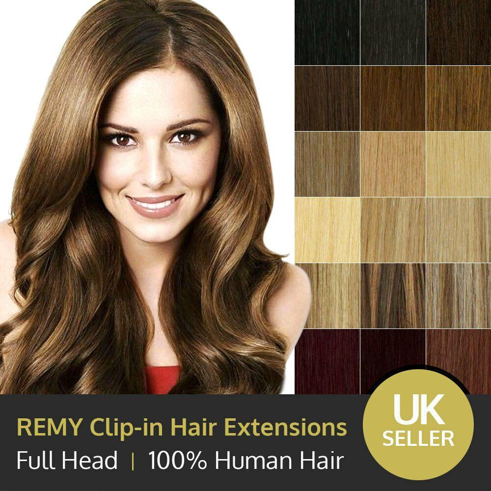 The Best Luxury Clip In 100 Remy Human Hair Extensions Full Head Pictures