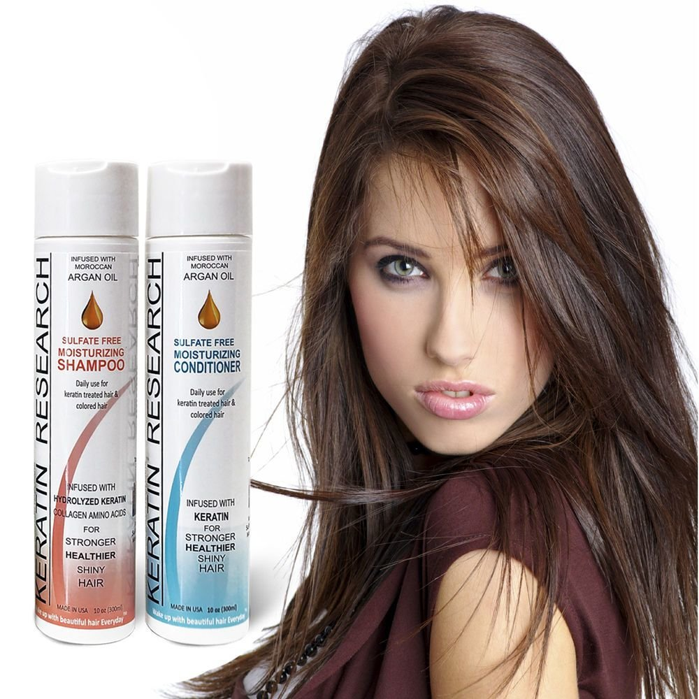 The Best Sulfate Free Shampoo Conditioner For Keratin Hair Pictures