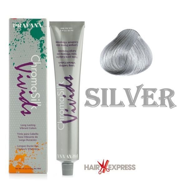 The Best Last Boxes Of Silver Pravana Chromasilk Vivids 1 3Oz Pictures