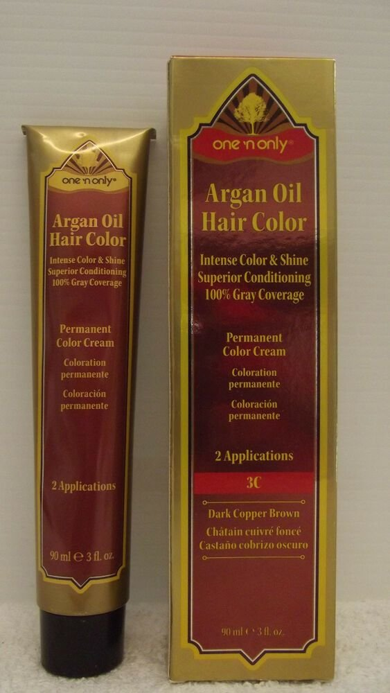 The Best Argan Oil One N Only Permanent Hair Color 3 Oz U Pick Pictures
