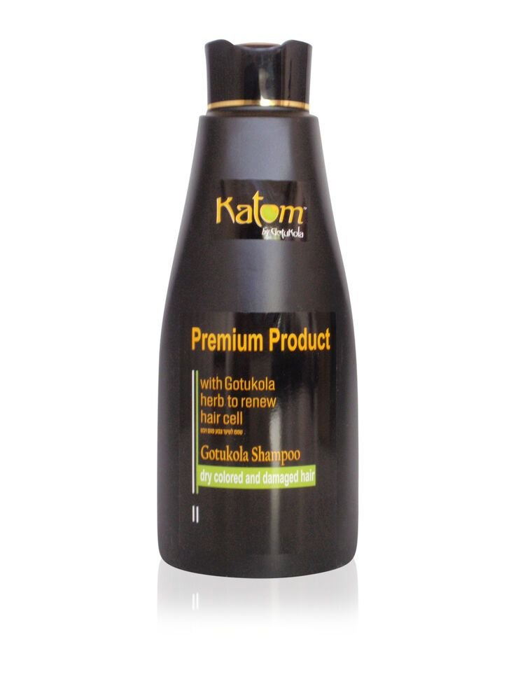 The Best Gotukola Shampoo For Dry Colored Damaged Hair 800Ml Pictures