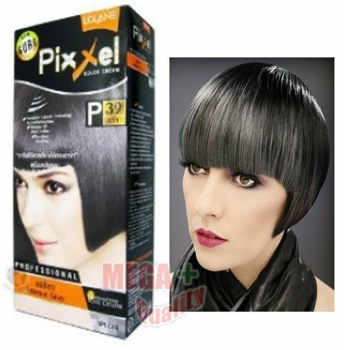 The Best Lolane Pixxel Hair Permanent Dye Color Cream Various Pictures
