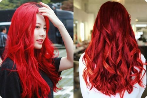 The Best Berina Hair Color Cream Hair Dye Bright Red Color A23 Permanent Hair Dye Ebay Pictures