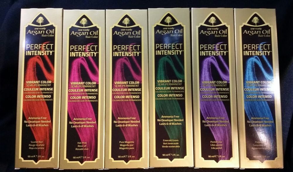 The Best One N Only Argan Oil Perfect Intensity Hair Color Pictures