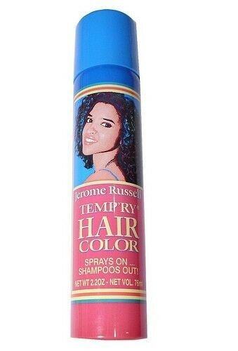 The Best Jerome Russell Temp Ry Temporary Hair Color Spray 2 2 Oz Pictures
