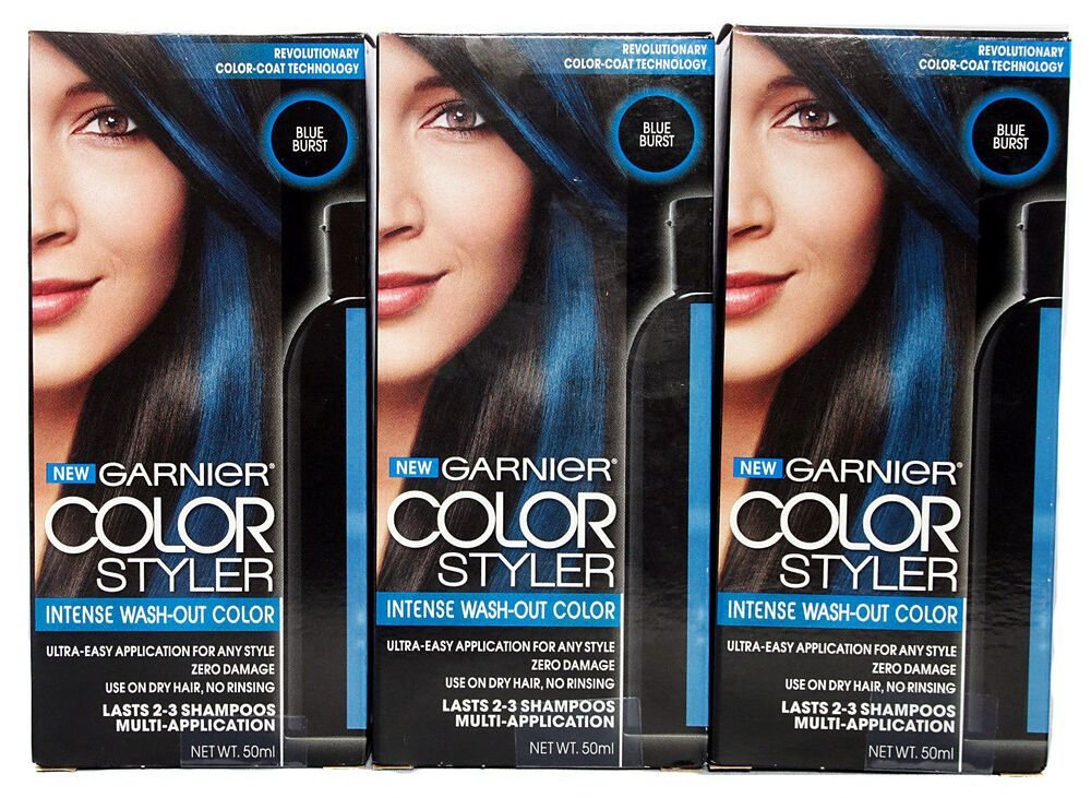 The Best Garnier Color Styler Intense Wash Out Temporary Hair Color Pictures
