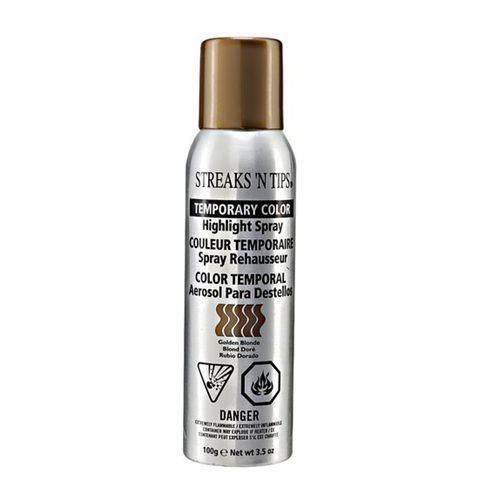 The Best Streaks N Tips Temporary Highlight Hair Color Spray Pictures