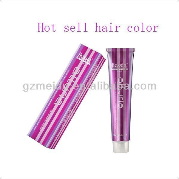 The Best Hot Sale Low Ammmonia Fragrant Smell Italian Hair Color Pictures