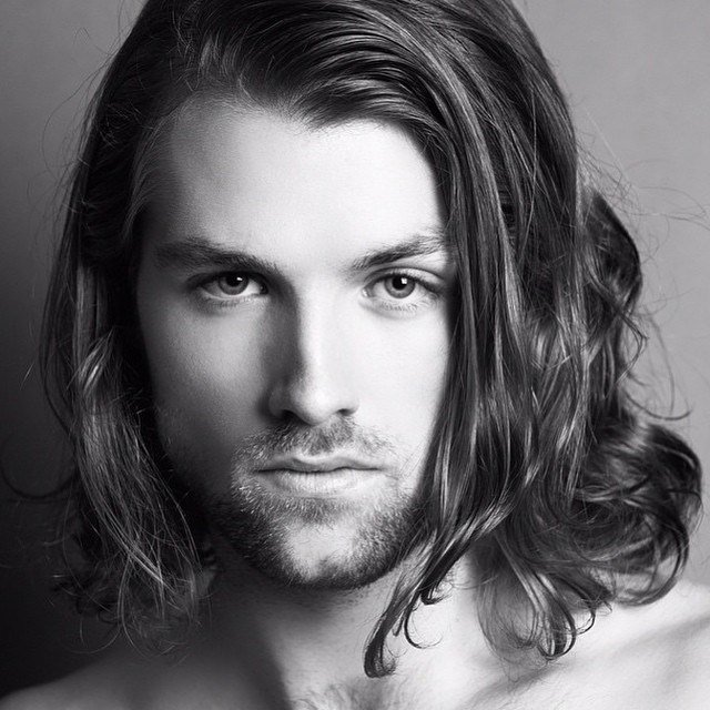 The Best 55 Charming Shoulder Length Hairstyles For Men In 2017 Pictures