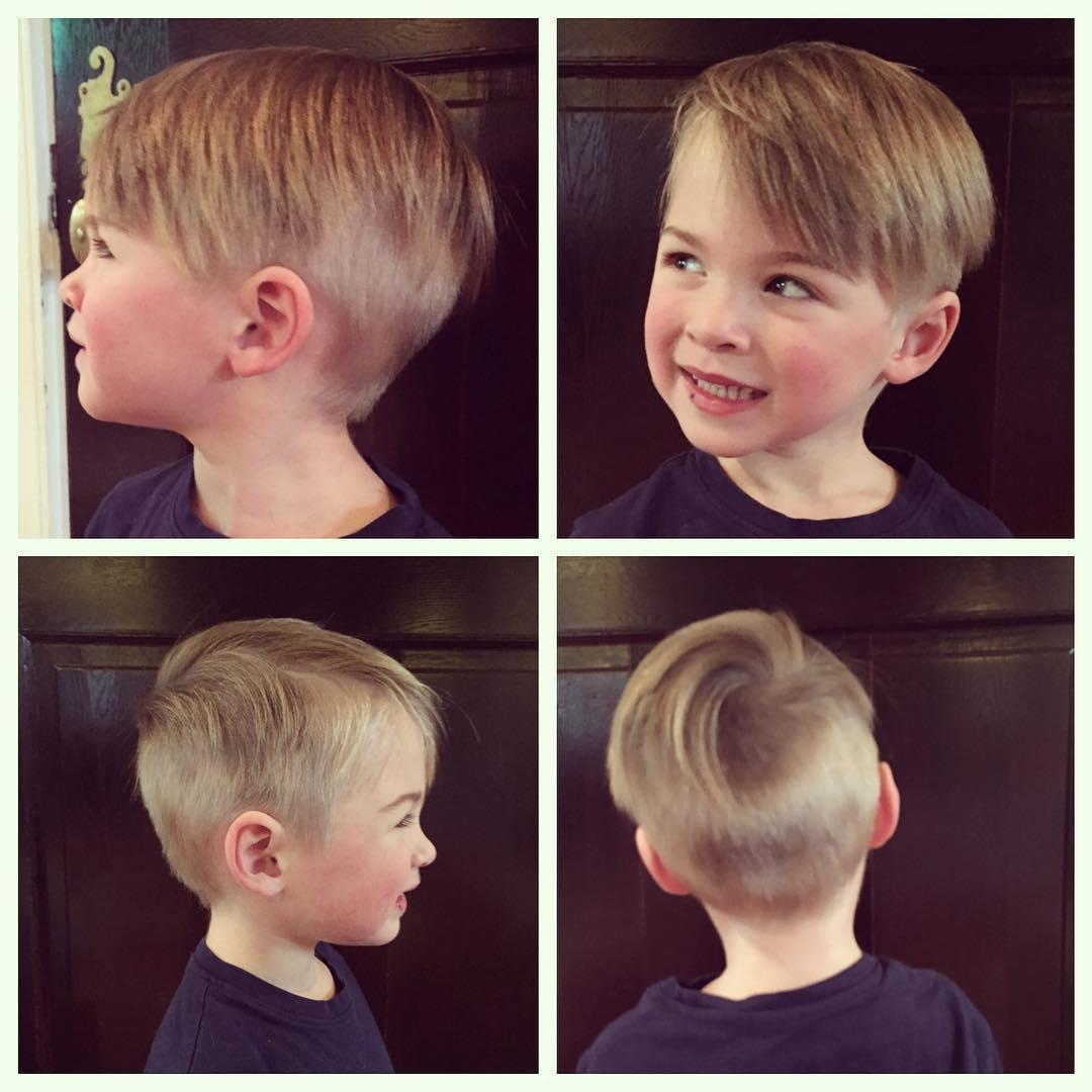 The Best 70 Popular Little Boy Haircuts Add Charm In 2018 Pictures