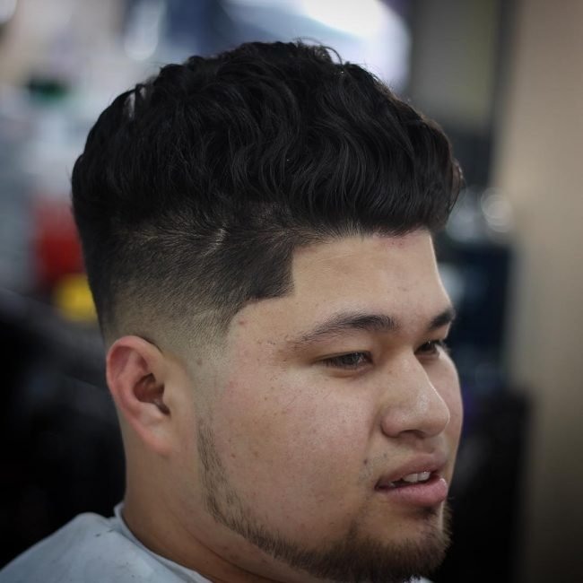The Best Haircuts For Fat Guys With Beards Haircuts Models Ideas Pictures