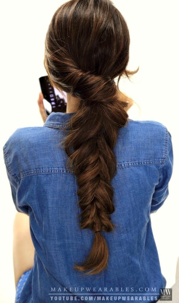 The Best Easy Everyday Hairstyles With Braids And Ponytails Pictures
